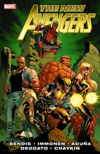 New Avengers By Brian Michael Bendis TP VOL 02