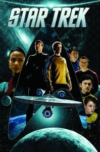 Star Trek Ongoing TP Vol 01