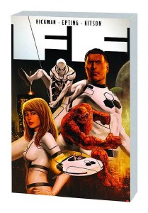 FF By Jonathan Hickman TP Vol 01