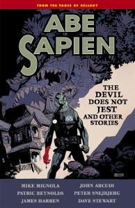 Abe Sapien TP VOL 02 Devil Does Not Jest