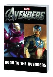 Avengers Road To Avengers TP