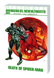 Ultimate Comics Avengers Vs New Ultimates Dosm TP