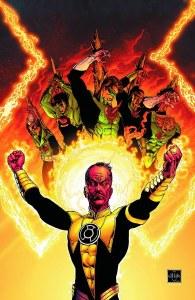 Absolute Green Lantern Sinestro Corps War HC