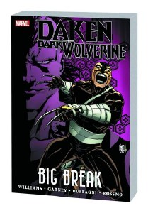 Daken Dark Wolverine Big Break TP