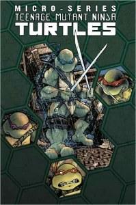 Teenage Mutant Ninja Turtles Micro Series TP VOL 01