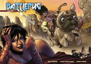 Battlepug HC VOL 01