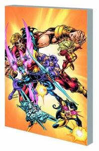 Thunderbolts Classic TP Vol 03