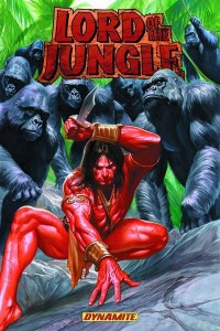Lord of the Jungle TP Vol 01