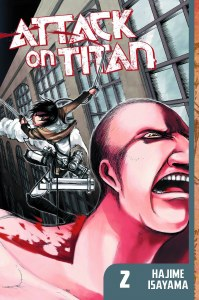 Attack on Titan Vol 02