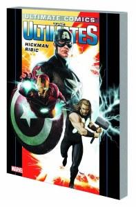 Ultimate Comics Ultimates By Hickman TP VOL 01