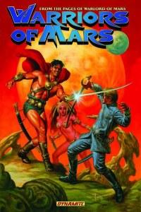 Warriors of Mars TP