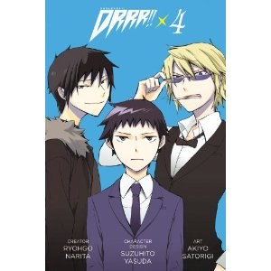 Durarara Vol 04