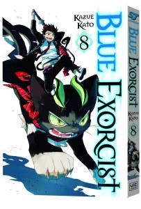 Blue Exorcist Vol 08