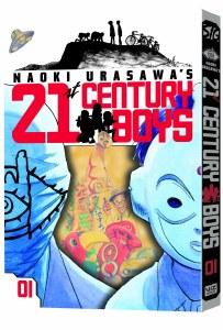 21st Century Boys Vol 01