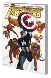 Avengers By Brian Michael Bendis TP VOL 03
