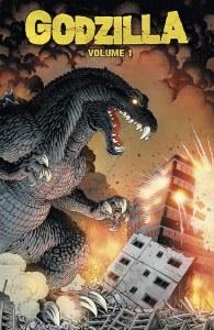 Godzilla Ongoing TP Vol 01