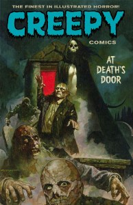 Creepy Comics Vol 2 At Deaths Door TP