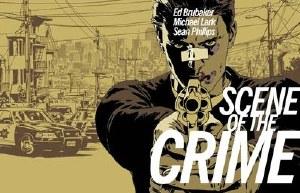Scene of the Crime Deluxe HC