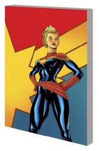 Captain Marvel TP Vol 01 In Pursuit of Flight