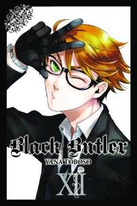Black Butler Vol 12