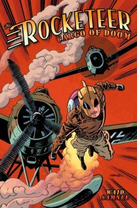 Rocketeer Cargo of Doom HC