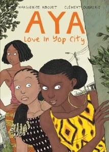 Aya Love In Yop City GN