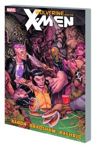Wolverine and X-Men By Jason Aaron TP VOL 02