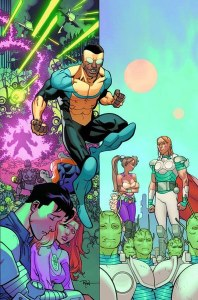 Invincible TP Vol 17