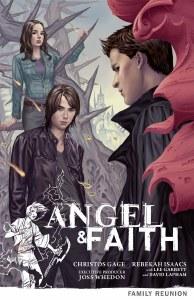 Angel & Faith TP Vol 03 Family Reunion