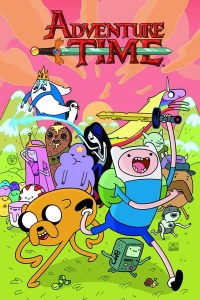 Adventure Time TP Vol 02