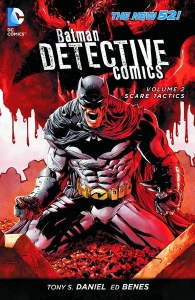Batman Detective Comics HC VOL 02 Scare Tactics