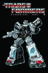 Transformers Classics TP Vol 05