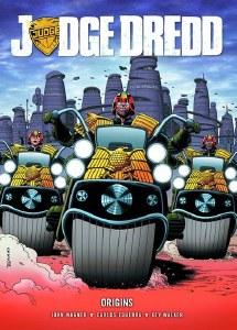 Judge Dredd Origins TP