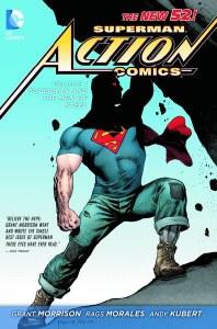 Superman Action Comics TP Vol 01 Men of Steel