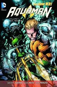 Aquaman TP Vol 01 The Trench