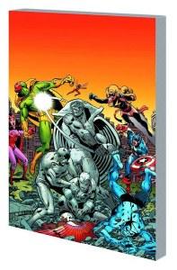 Avengers Heart of Stone TP