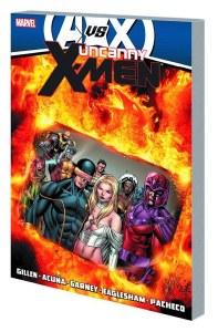 Uncanny X-Men By Gillen TP 04 AvX