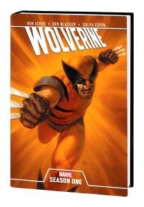 Wolverine Season One Premiere HC