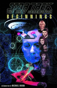 Star Trek Classics TP Vol 04 Beginnings
