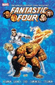 Fantastic Four By Jonathan Hickman TP Vol 06