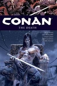 Conan HC Vol 14 the Death