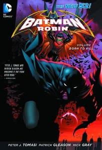 Batman and Robin TP Vol 01 Born To Kill