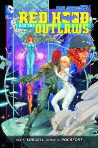 Red Hood and the Outlaws TP Vol 02 Starfire