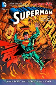 Superman TP Vol 01 What Price Tomorrow