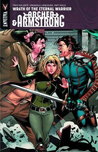 Archer and Armstrong TP Vol 02 Eternal Warrior