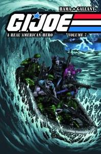 GI Joe A Real American Hero TP Vol 07