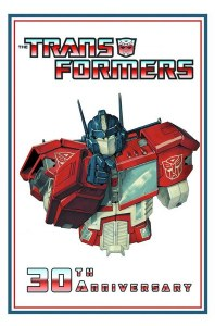 Transformers 30th Anniversary Collection HC