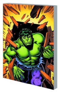 Hulk TP From Marvel UK Vaults