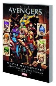 Marvel Masterworks Avengers TP Vol 05