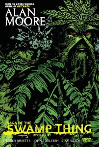 Saga of the Swamp Thing TP 04